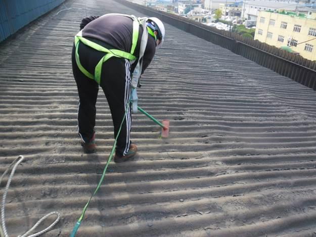 캐텍스코리아스트레트지붕세척작업